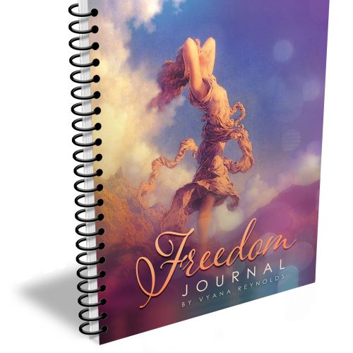13 Steps to Freedom Journal