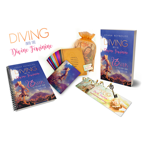 Diving Into the Divine Feminine Complete Package